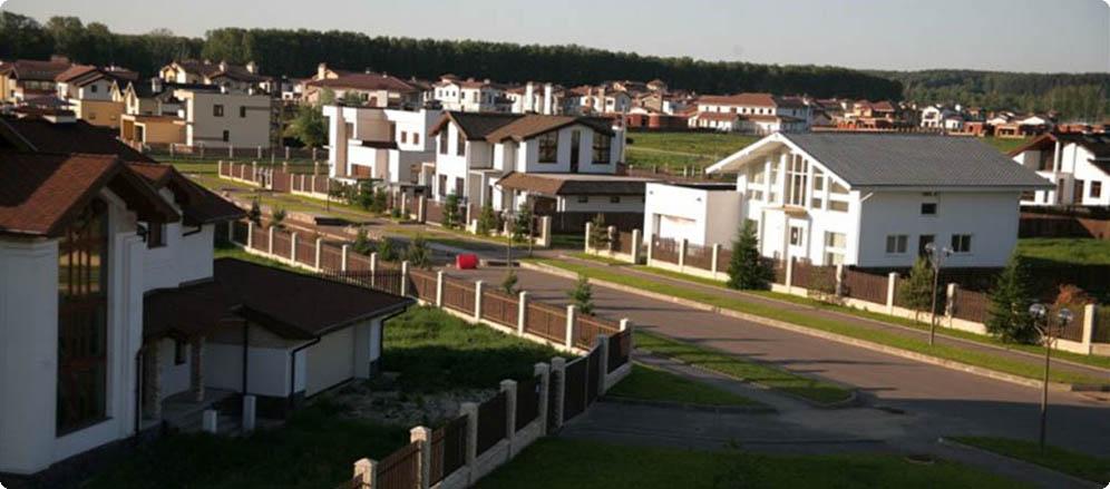 Коттеджный посёлок Пестово, МО