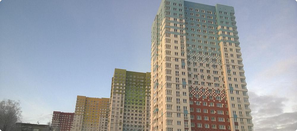 7 корпус жилого комплекса