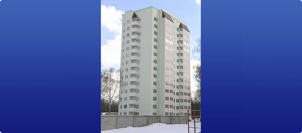 14-ти этажный дом г. Москва, улица Головачёва